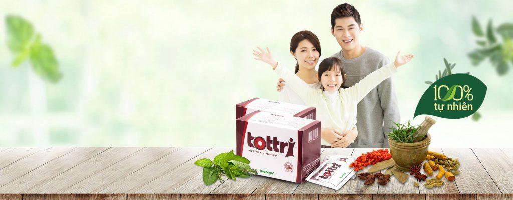 Thuốc trị trĩ Tottri