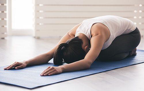 yoga trị bệnh trĩ